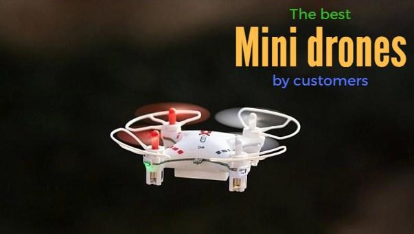 The best mini drones
